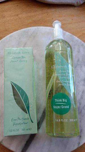 Elizabeth Arden perfume and shower gel for Sale in Durham, NC