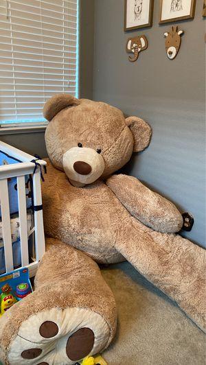 Big costco teddy bear for Sale in Sacramento, CA