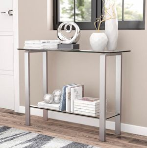 Console table brand new! for Sale in SUNNY ISL BCH, FL