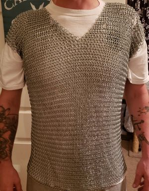 Chainmail - tunic for Sale in Hudson, CO