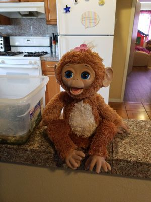 FurReal Friends cuddles my giggly monkey pet for Sale in El Monte, CA