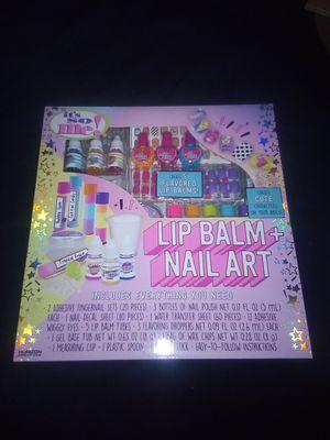 It's so me lip balm nail art new for Sale in Phoenix, AZ