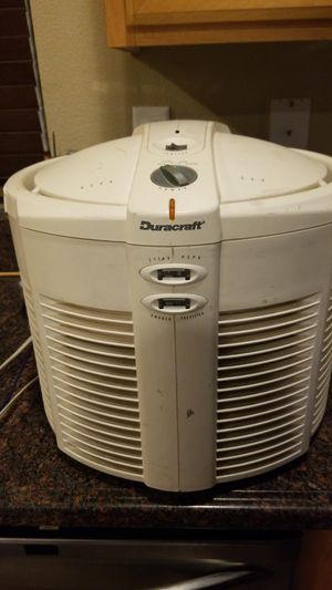 Duracraft Humidifier for Sale in Hesperia, CA