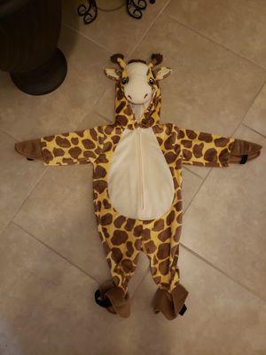 Giraffe Halloween costume for Sale in Orlando, FL