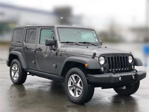 2016 Jeep Wrangler Unlimited for Sale in Auburn, WA