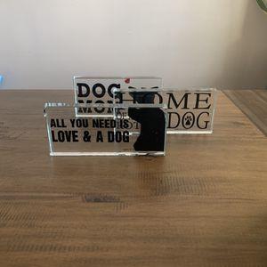 Cute Dog Signs for Sale in La Mirada, CA