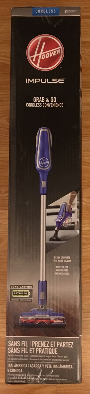 Hoover Hoover IMPULSE Cordless Vacuum - BRAND NEW for Sale in Issaquah, WA