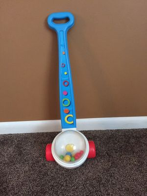 Childs Push Corn Popper Toy for Sale in Philadelphia, PA