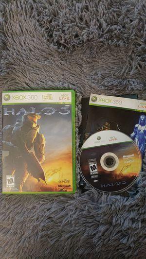 Halo 3; Xbox 360 Game for Sale in Sterling, VA