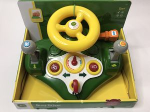 John Deere Busy Driver Toy for Sale in Germantown, MD