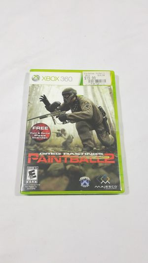 Xbox 360 Greg Hastings Paintball 2 for Sale in Winter Springs, FL