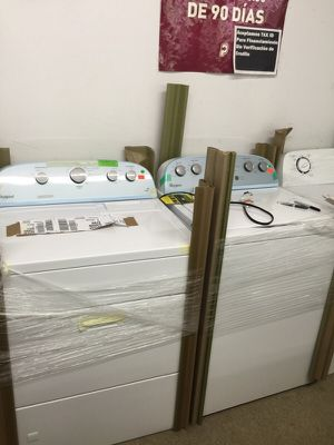 Whirlpool Brand New Appliances on sale with Warranty for Sale in Norcross, GA