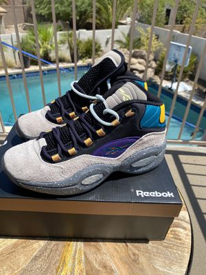Reebok Question Bubba Chuck Size 10 for Sale in Buckeye, AZ