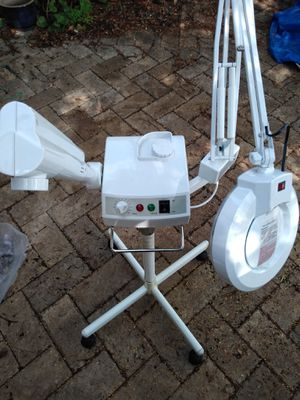 2 in 1 Facial steamer machine for Sale in Hollywood, FL