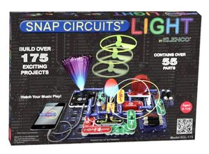 Elenco Snap Circuits Color Organ for SCL-175 for Sale in Dublin, OH