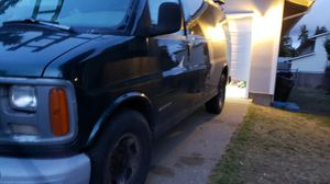 97 Chevy express 3500 for Sale in Federal Way, WA