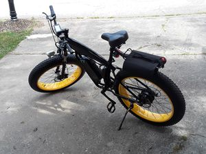 East Coast Cruiser big tire all terrain electric bicycle for Sale in Fayetteville, GA