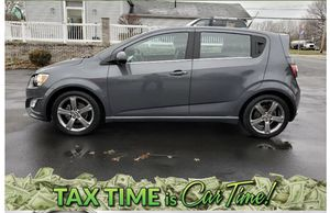 2013 Chevy Sonic RS for Sale in Perry, OH