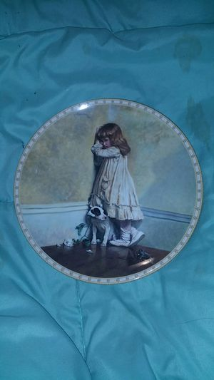 In Disgrace collector's plate for Sale in Prattville, AL