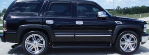 Great Shape. Chevrolet Tahoe 2004 AWDWheels! for Sale in Columbia, PA