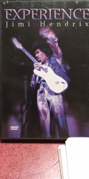 Experience Jimi Hendrix dvd for Sale in Brainerd, MN