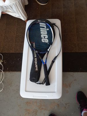 Prince longbody tennis racket for Sale in High Point, NC