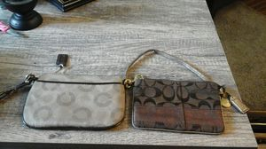 Coach , Bebe wristlets for Sale in Austin, TX