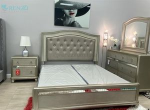 |<❈>| $1399 Bedroom Set 4PC * Financing Available for Sale in Miami, FL