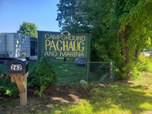 54x30 lot with limited water views on Pachaug Campground and Marina in Griswold, Ct. for Sale in West Haven, CT