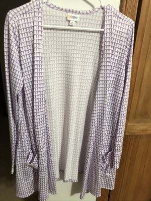 Lularoe Cover Up $10.00 for Sale in Valley Bend, WV