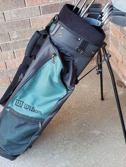 Men's Wilson RH Golf Clubs for Sale in Oklahoma City,  OK