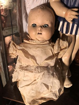 Antique Vintage 1930s 1940s Baby Doll Toy for Sale in Dania Beach, FL