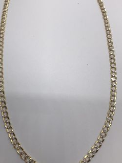 """Cuban Chain 24"""" Real Gold 14kt for Sale in Arvin,  CA"""