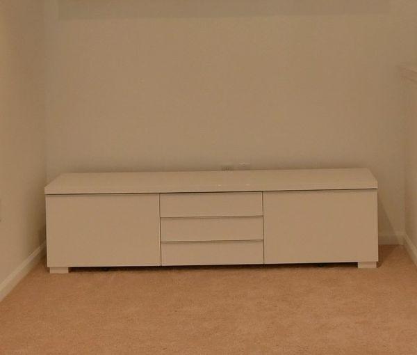"Ikea BESTÅ BURS TV unit /stand/ entertainment center 70 7/8x16 1/8x19 1/4 """