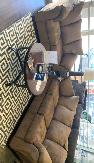 🍻New Ashley Cafe/Brown Living Room Set / Couches☆Sofa & Loveseat included☆Chair and Ottoman sold separately💥39 DOWN PAYMENT🍻 for Sale in Houston, TX