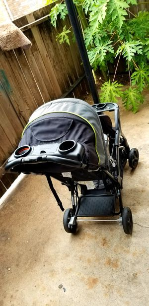 Baby Trend Snap-N-Go Double Stroller for Sale in Houston, TX