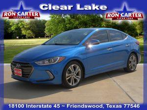 2017 Hyundai Elantra for Sale in Friendswood, TX
