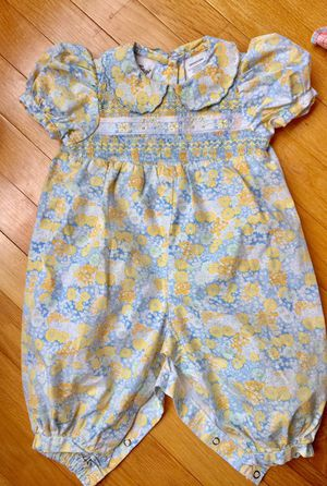 6/9 month Easter Romper for Sale in Durham, NC