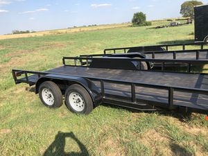 Utility trailer 2019 for Sale in Fort Worth, TX