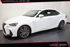 2017 Lexus IS for Sale in Tigard, OR