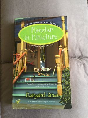 MONSTER IN MINIATURE book for Sale in Hialeah Gardens, FL