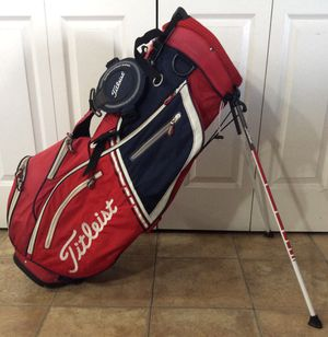 titleist stand bag for Sale in Paramount, CA