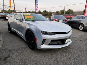 2016 CHEVY CAMARO LT AUTOMATIC. TURBOCHARGED. STAR AUTO 3 for Sale in Modesto, CA