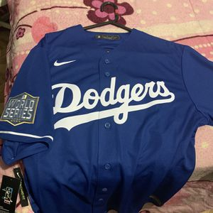 Dodgers Jersey (world Series) for Sale in San Diego, CA