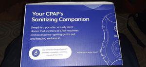 Sleep 8 CPAP Sanitizing machine portable for Sale in Philadelphia, PA