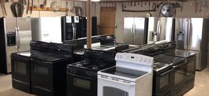 Used Rebuilt Appliance Sale Guaranteed for Sale in Oklahoma City, OK