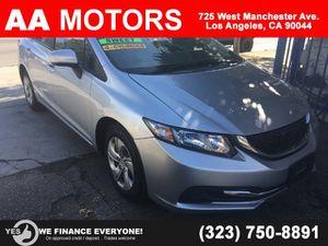 2014 Honda Civic Sedan for Sale in Los Angeles, CA