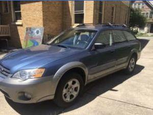 2007 Subaru Outback 5 speed for Sale in Cincinnati, OH