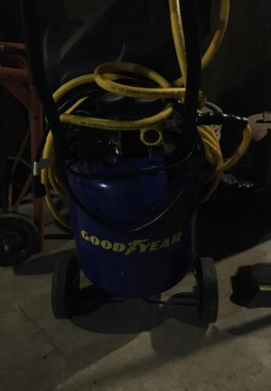 Goodyear 150 psi compressor for Sale in Cahokia, IL