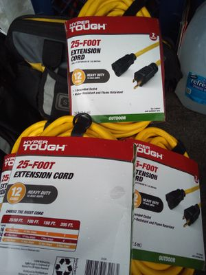 Extension cords for Sale in Tacoma, WA
